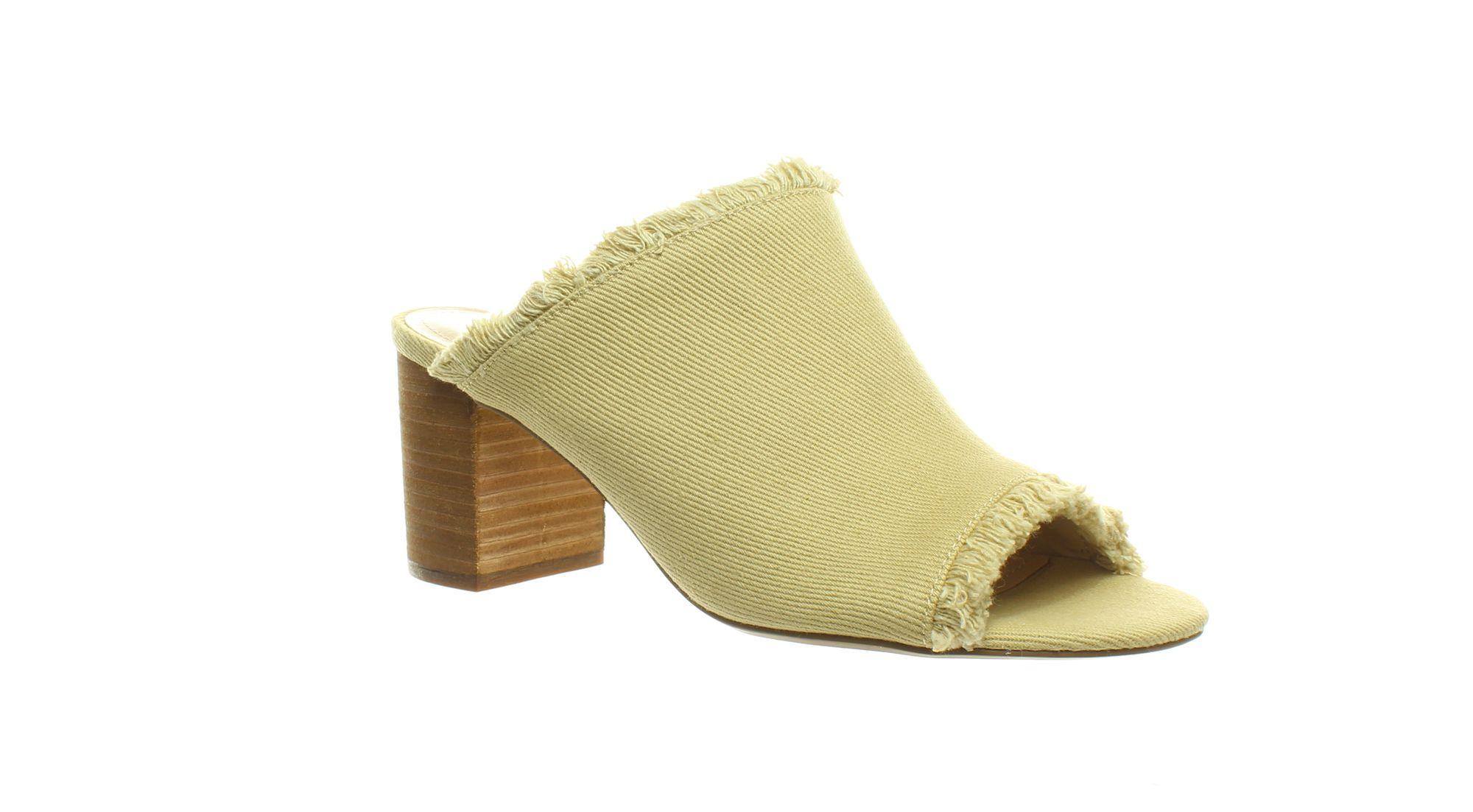 Charles David Womens Kadia Desert Sand Sandals Size 8