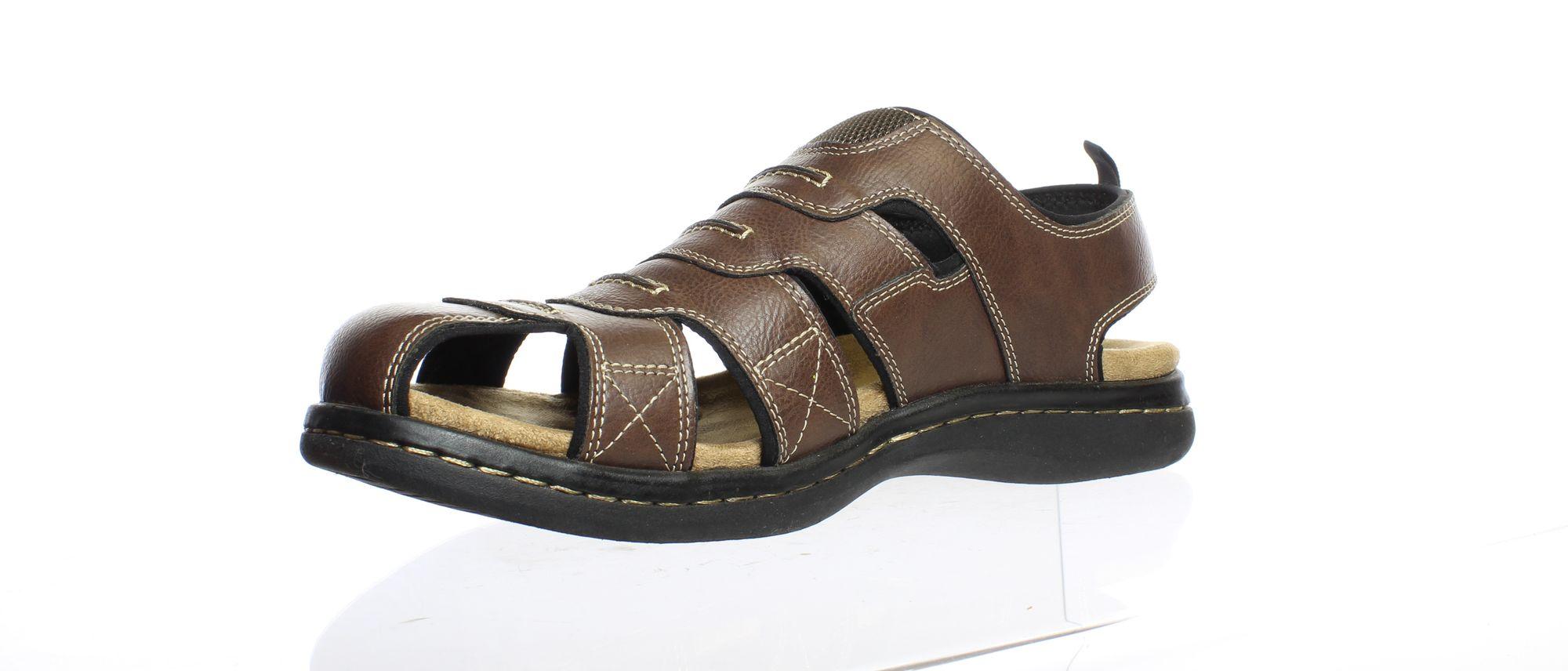Dockers Mens Searose Briar Fisherman Sandals Size 9