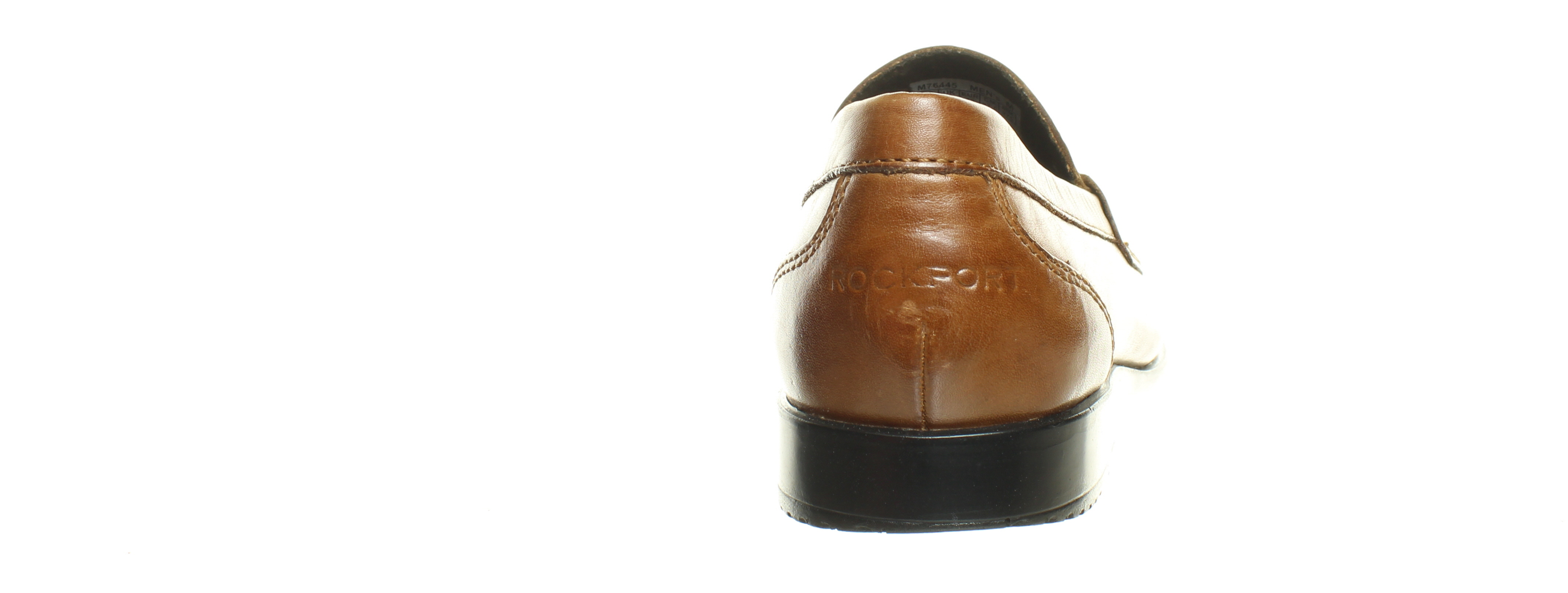 Rockport Mens Classic Penny Cognac Loafers Size 9.5 ...