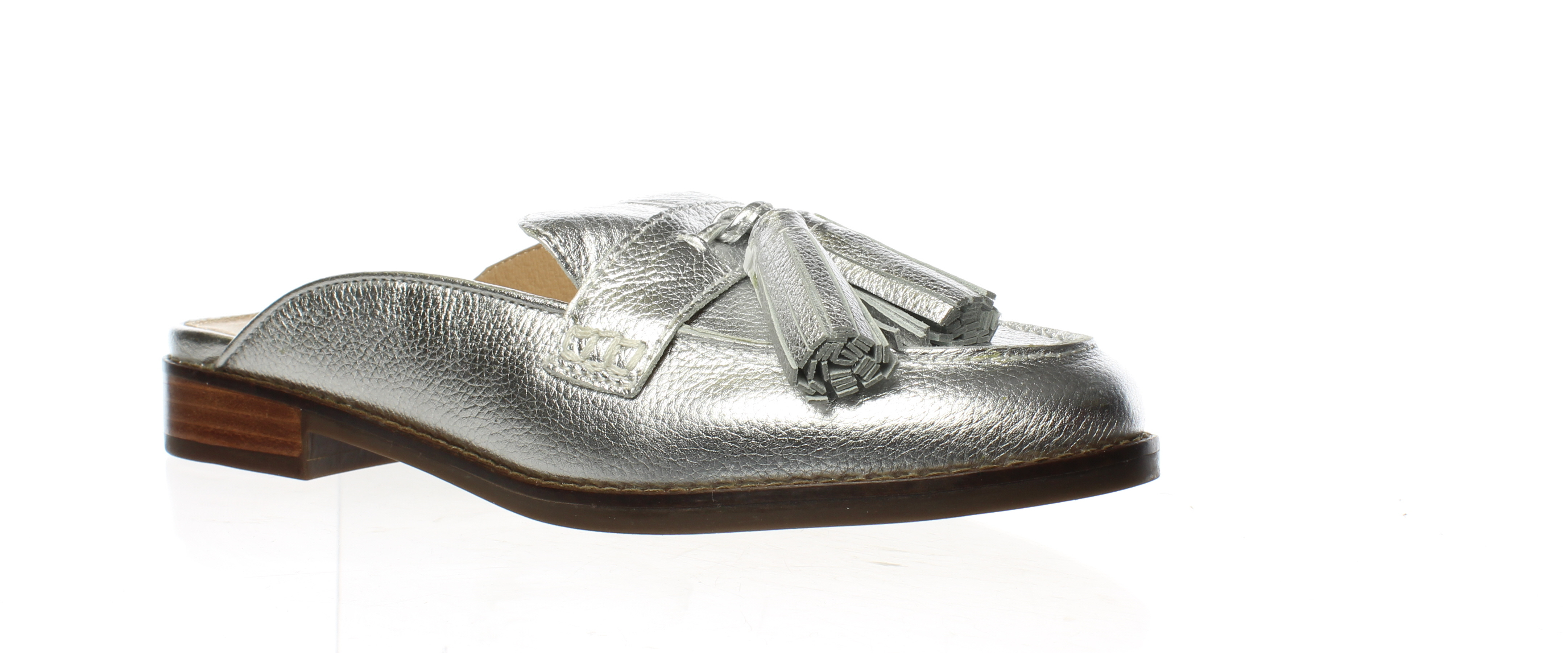 thumbnail 8 - Vionic Womens Wise Reagan Leather Mules
