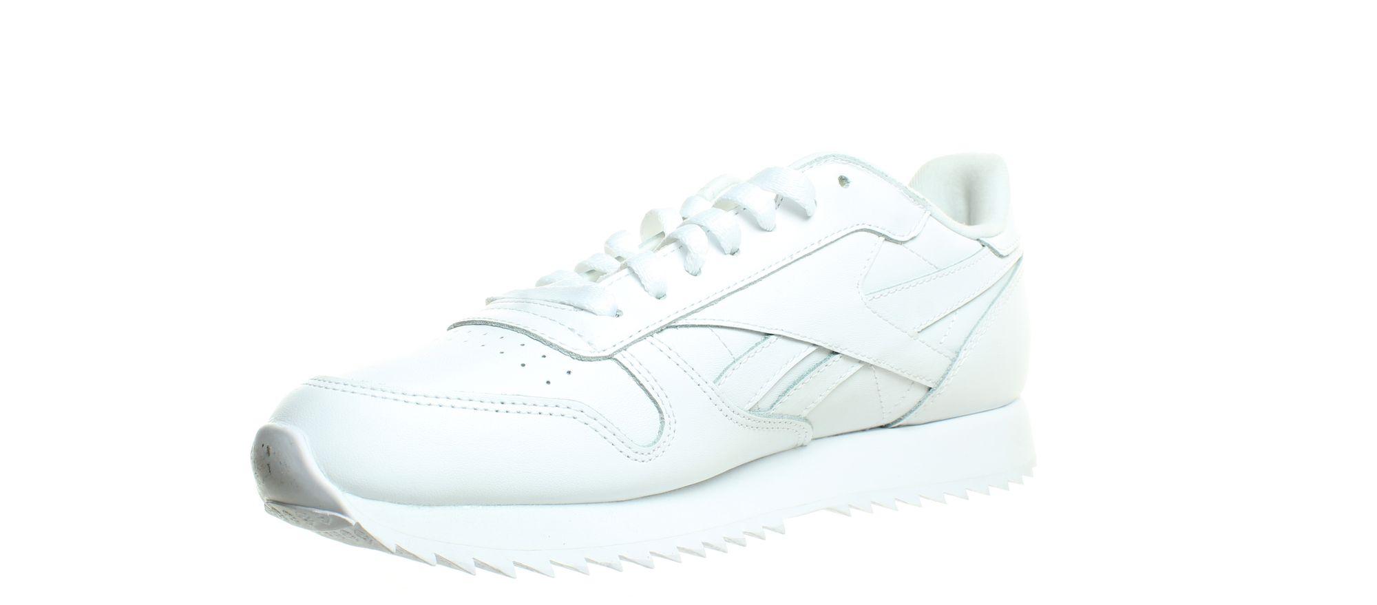 Reebok-Mens-Classic-Leather-Ripple-Fashion-Sneakers thumbnail 23