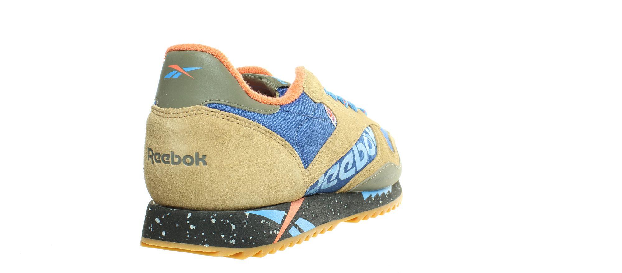 Reebok-Mens-Classic-Leather-Ripple-Fashion-Sneakers thumbnail 8
