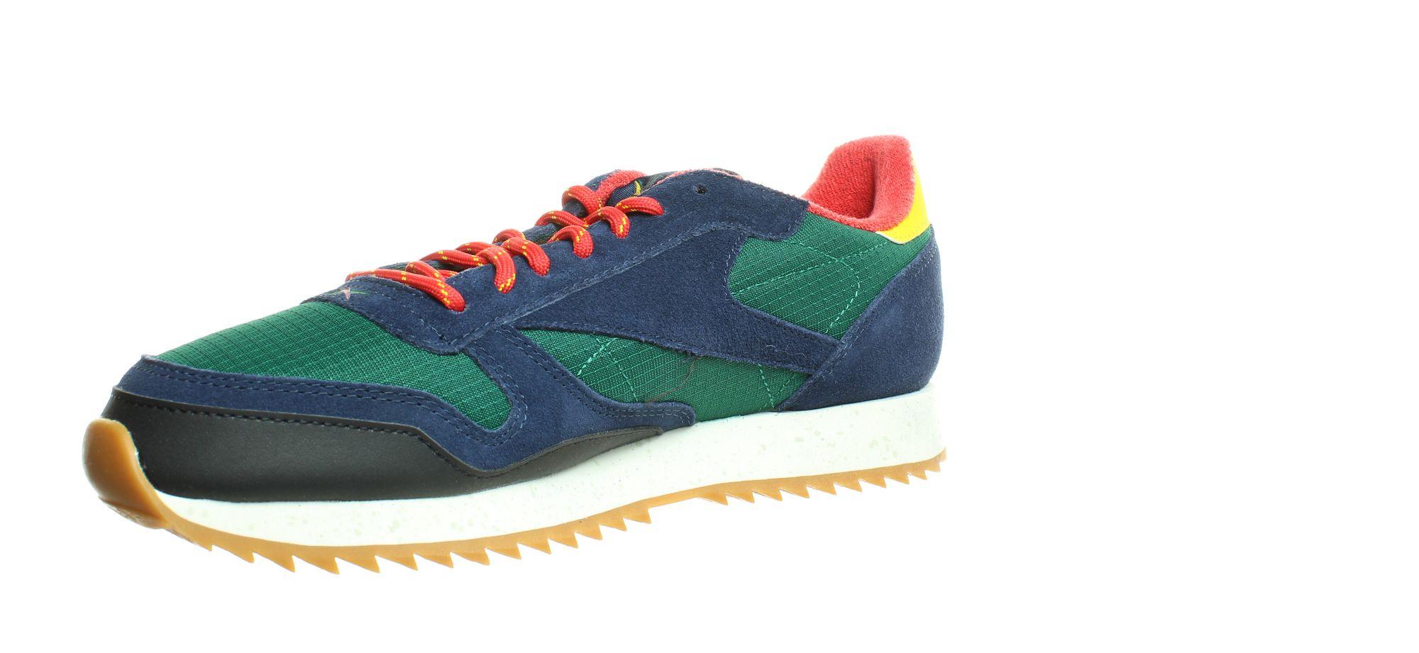 Reebok-Mens-Classic-Leather-Ripple-Fashion-Sneakers thumbnail 15