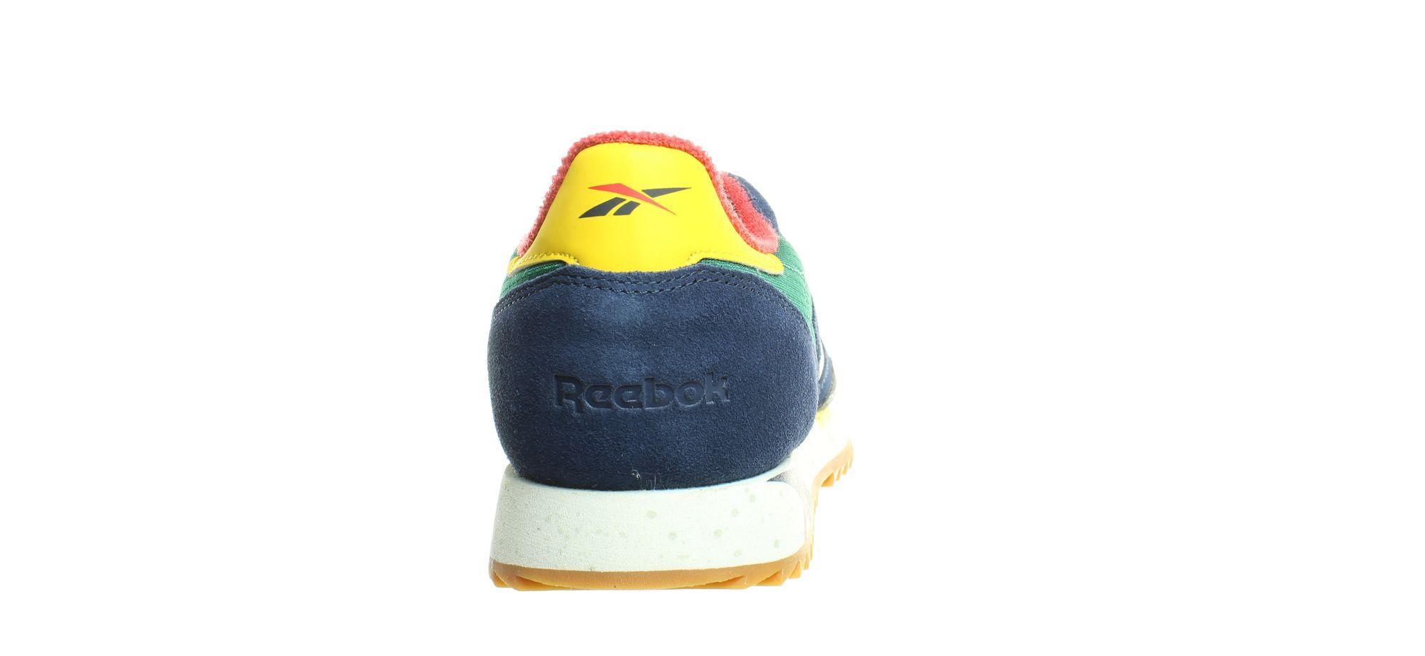 Reebok-Mens-Classic-Leather-Ripple-Fashion-Sneakers thumbnail 16