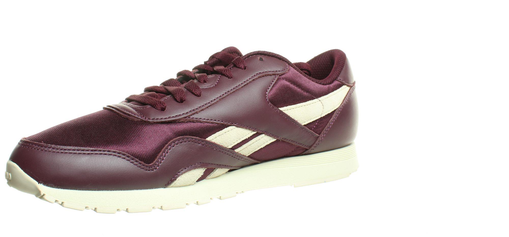 Reebok-Mens-Cl-Nylon-Fashion-Sneakers thumbnail 31