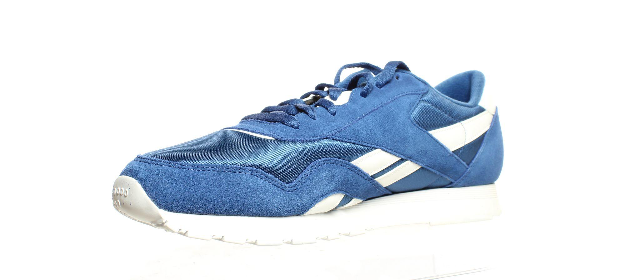 Reebok-Mens-Cl-Nylon-Fashion-Sneakers thumbnail 15
