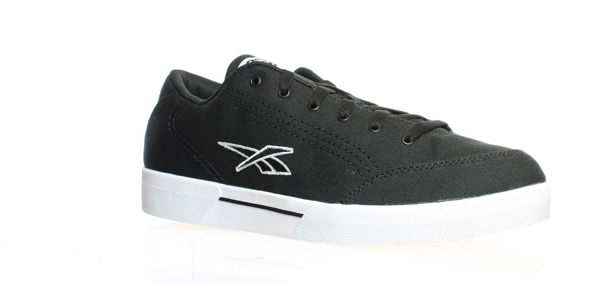 Reebok Mens Slice Cvs Black-white-gum Tennis Shoes Size 11