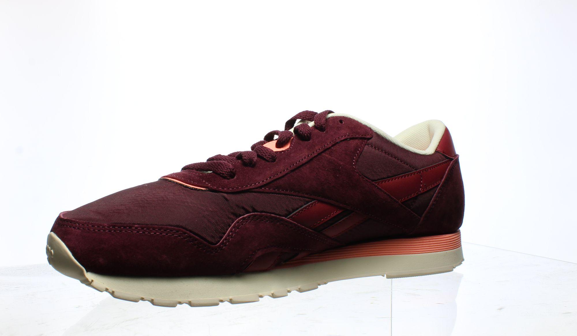 Reebok-Mens-Cl-Nylon-Fashion-Sneakers thumbnail 27