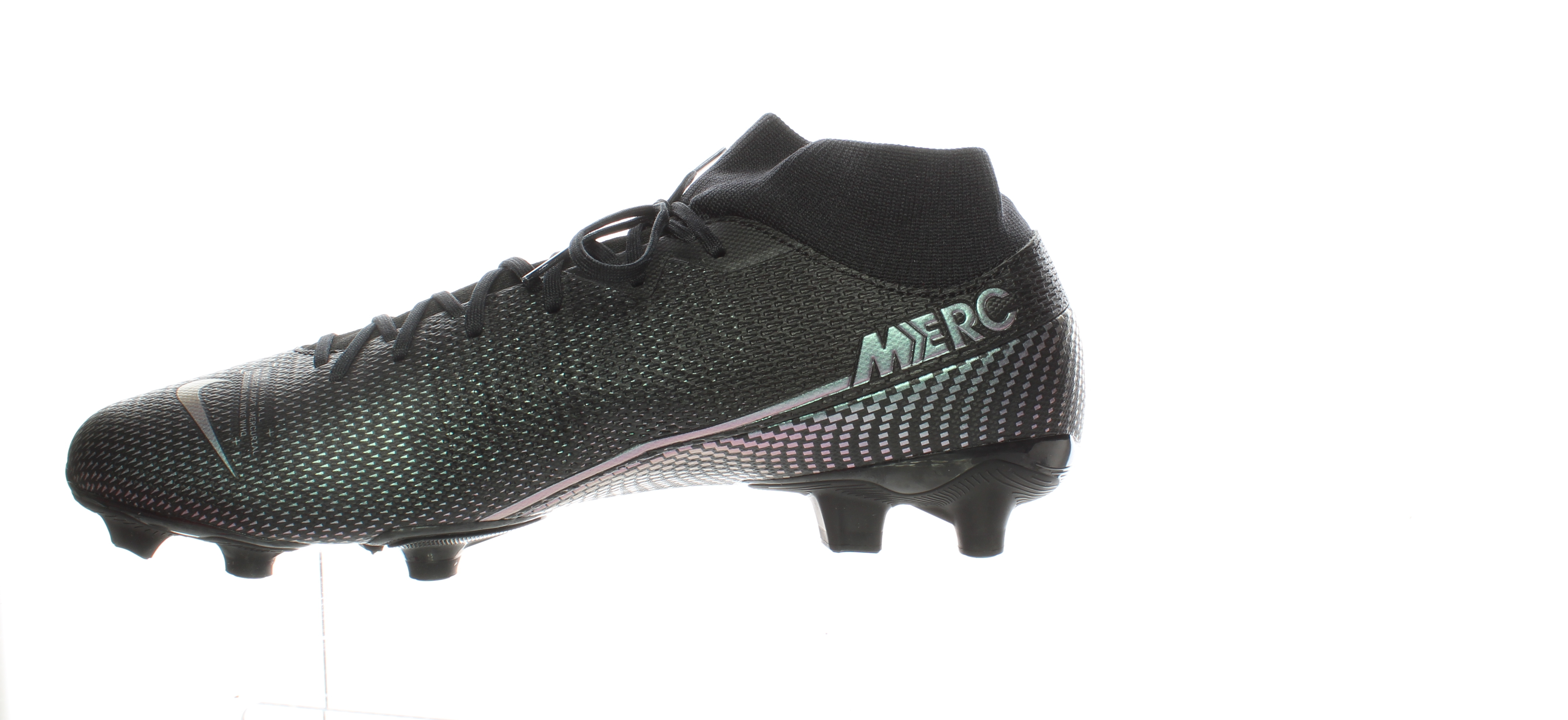 thumbnail 3 - Nike-Mens-Superfly-7-Academy-Fg-Mg-Black-Black-Football-Cleats-Size-11-1634335