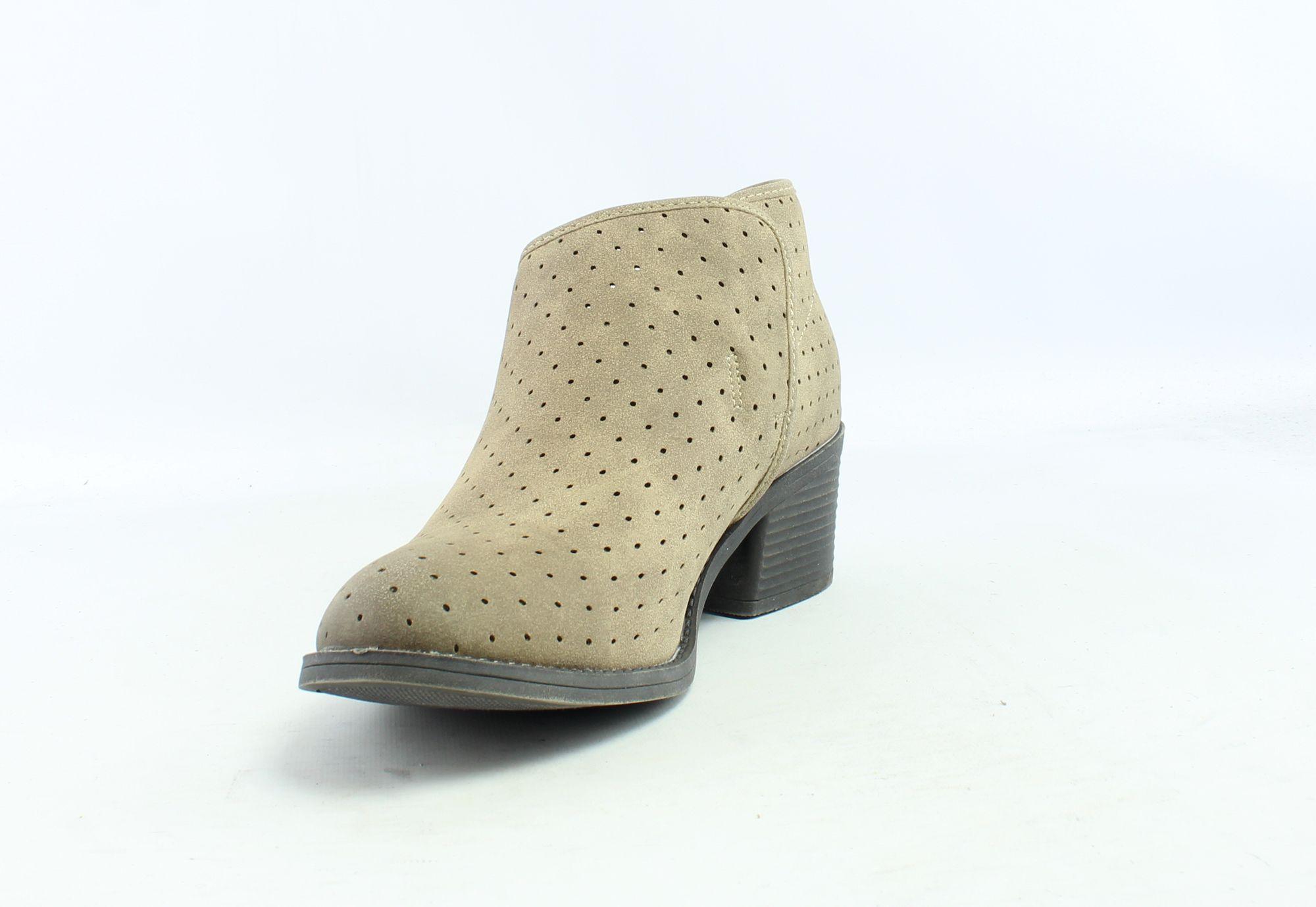 Billabong Womens Sunbeams Tan Ankle Boots Size 8.5 (732683 ...
