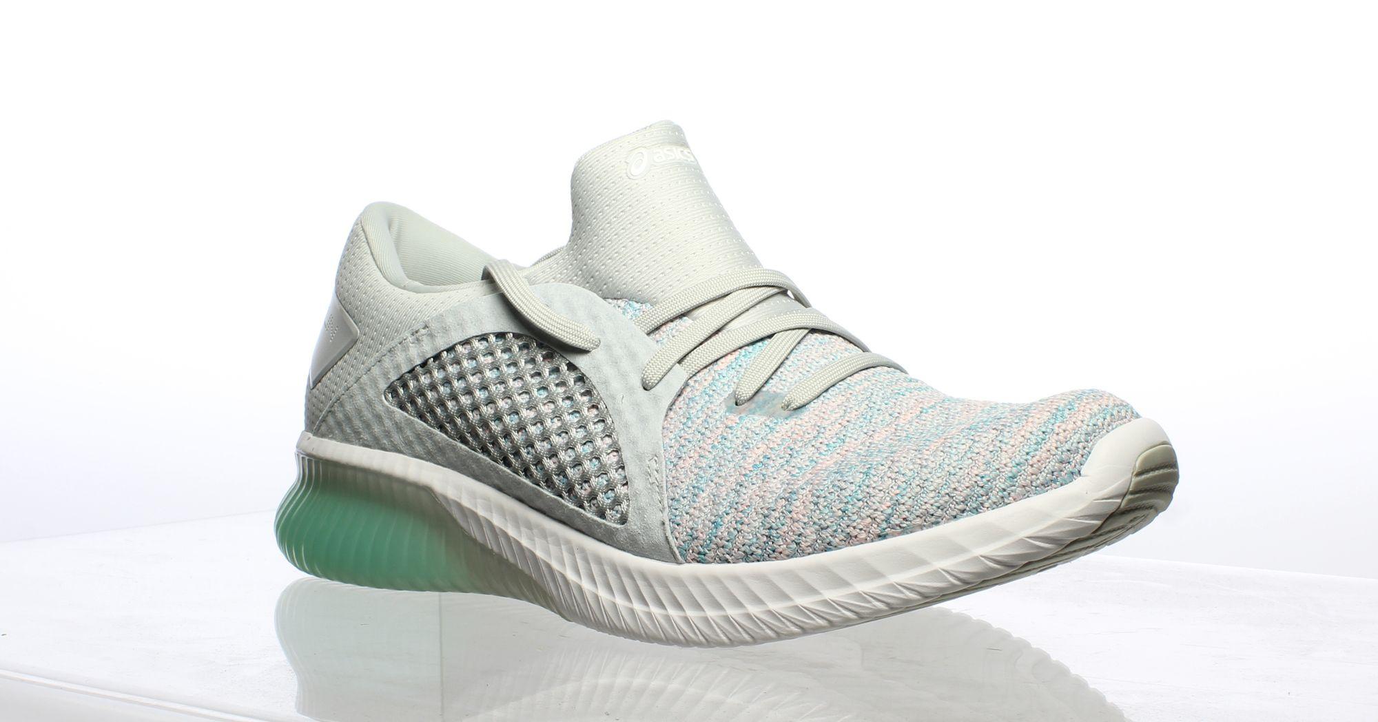 asics women's gel kenun knit running shoes ebay