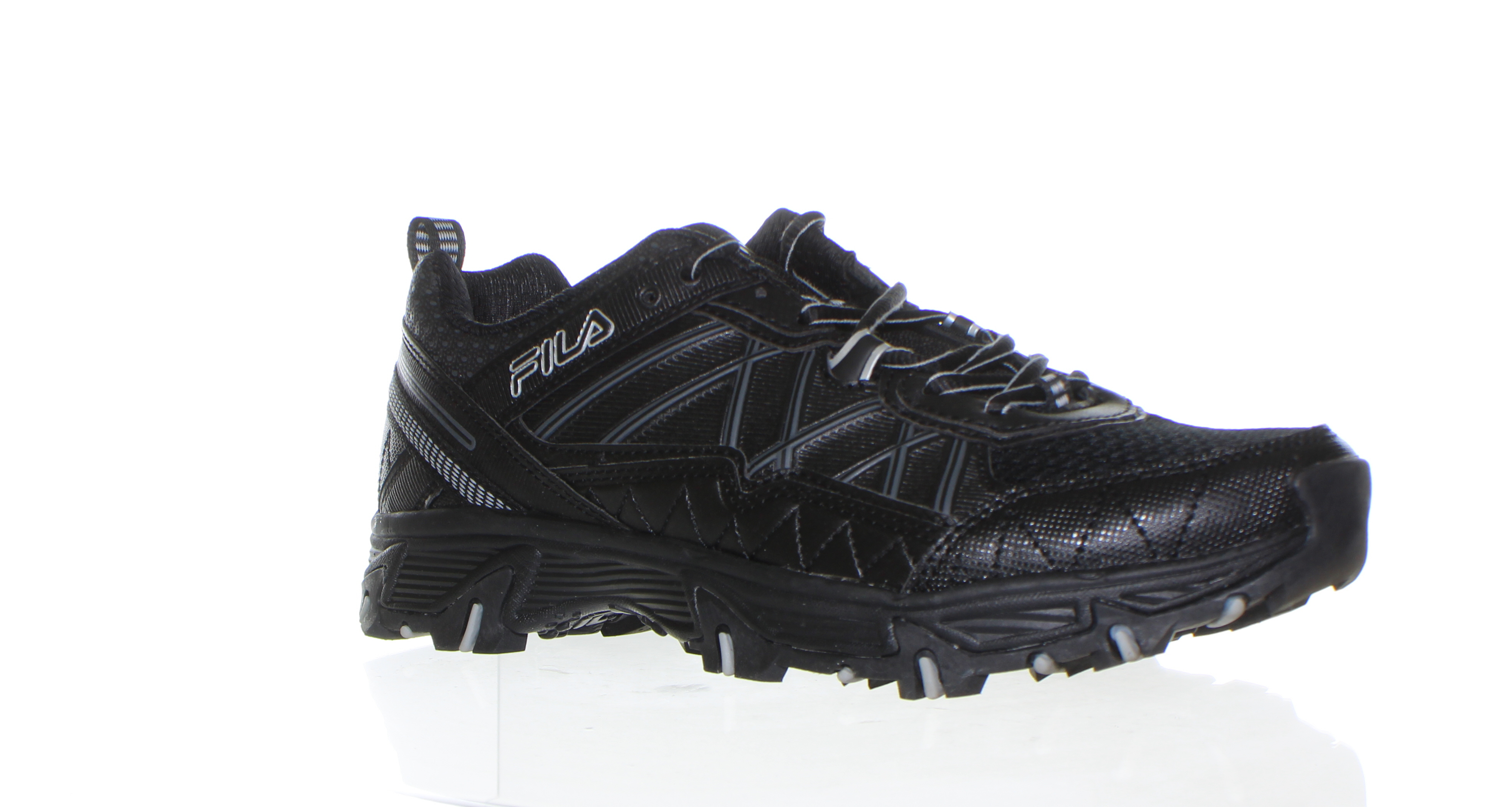 Details about Fila Womens Peake Black Hiking Shoes Size 9.5 (C,D,W) (758996)