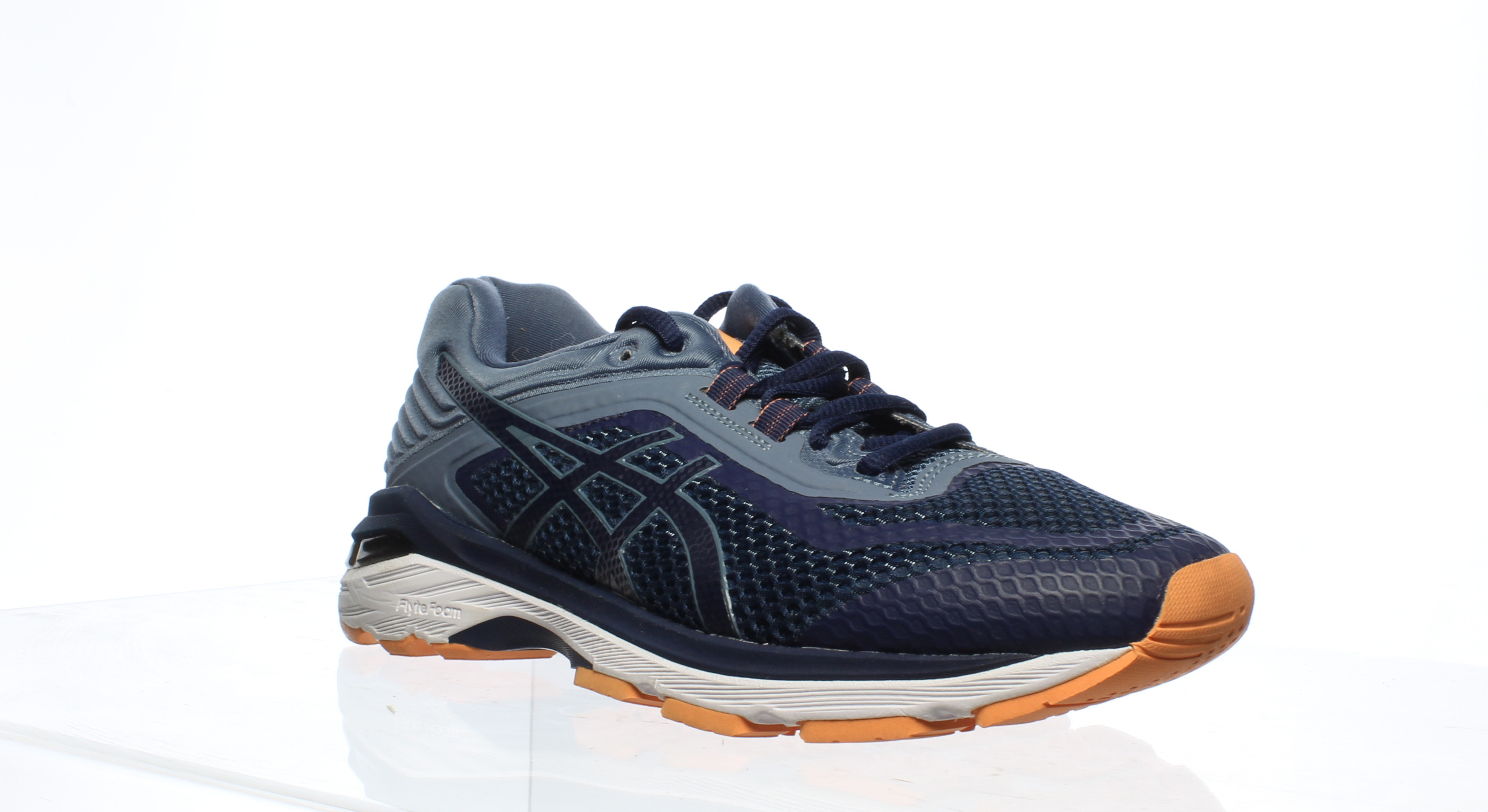 Details about ASICS Womens Gt 2000 6 Blue Running Shoes Size