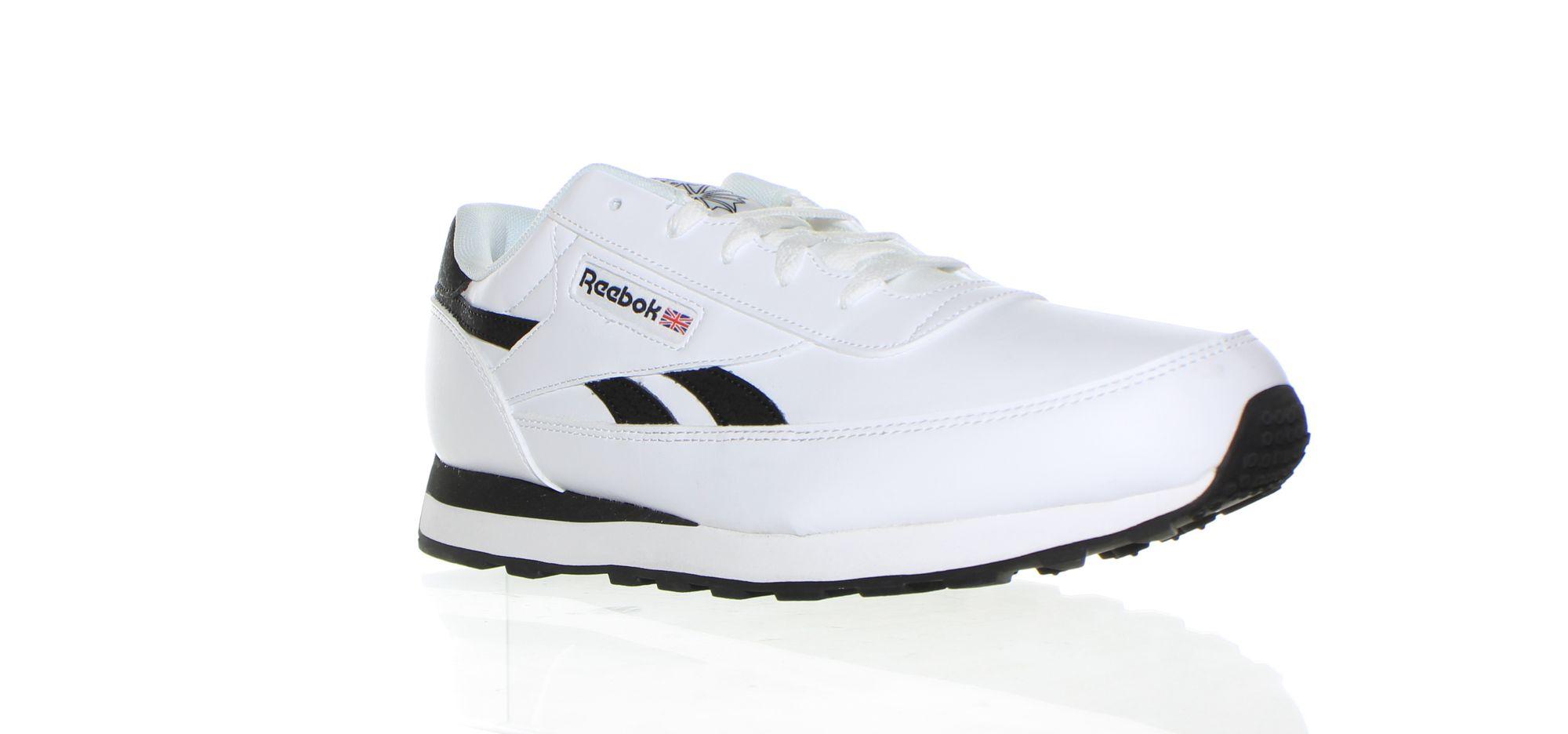 Details about Reebok Mens Classic Renaissance Us whiteBlack Fashion Sneaker Size 11.5