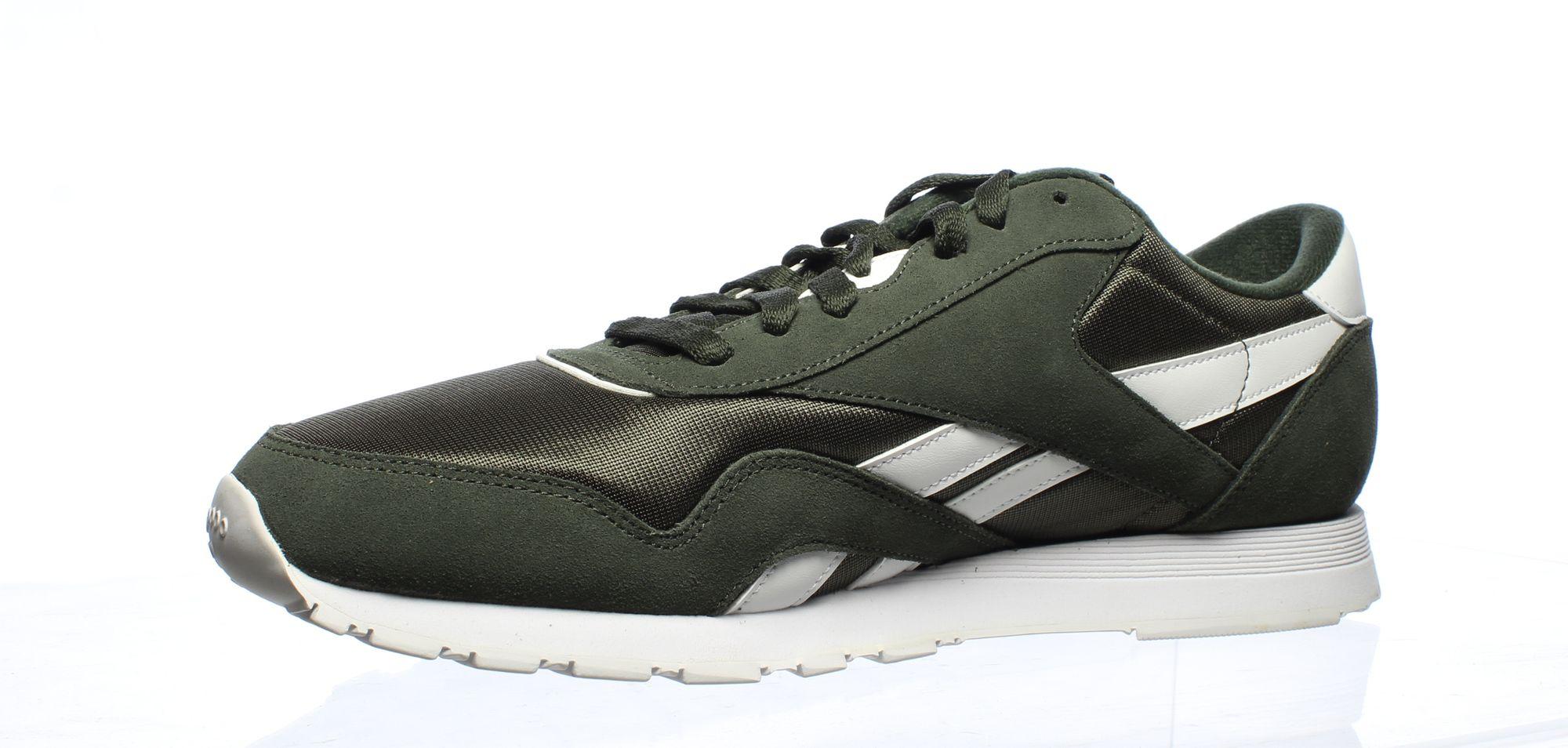 Reebok-Mens-Cl-Nylon-Fashion-Sneakers thumbnail 23