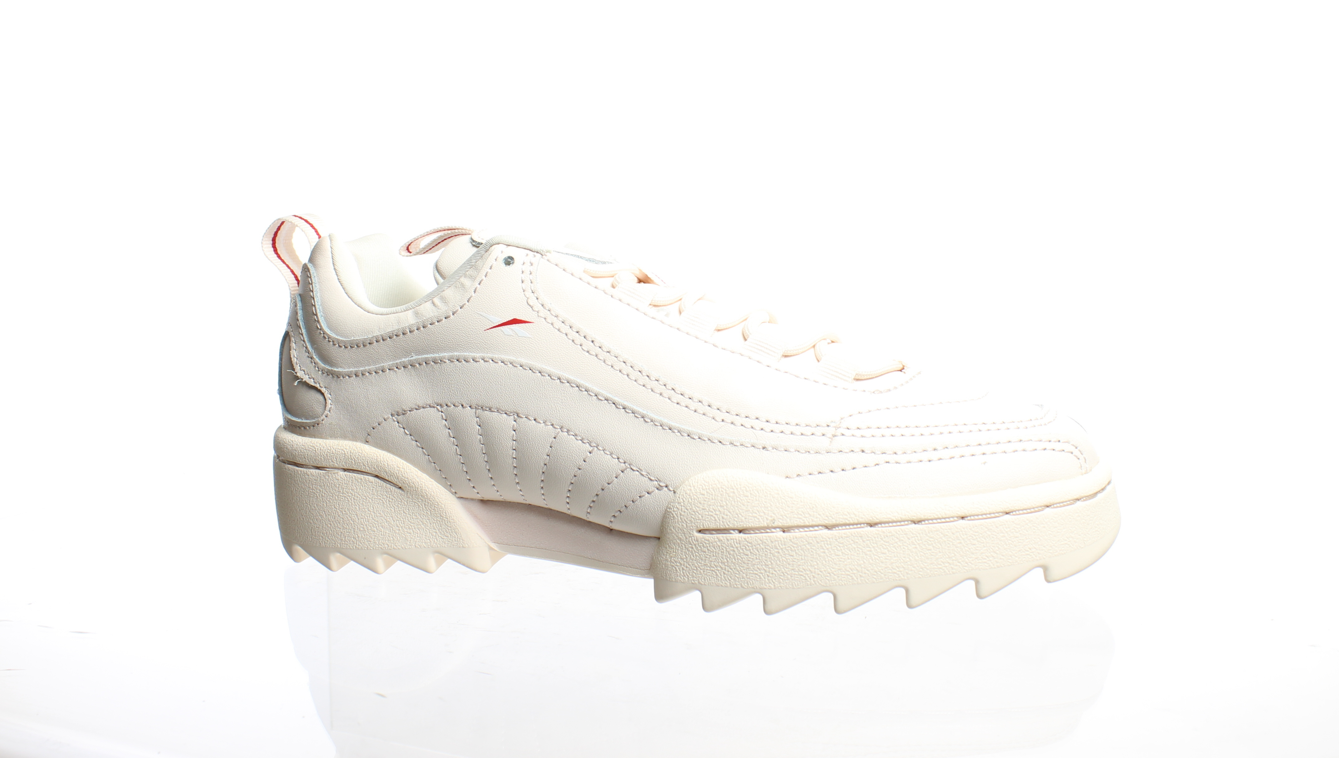 Details about Reebok Womens Ripple Peach Fashion Sneaker Size 6.5