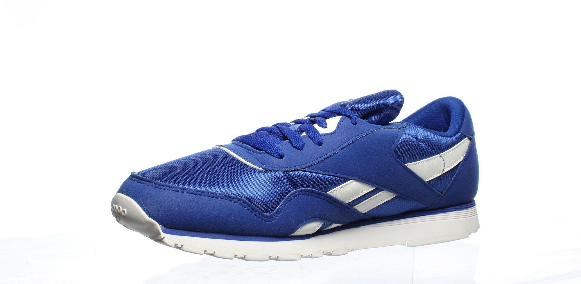 Reebok-Mens-Cl-Nylon-Fashion-Sneakers thumbnail 11