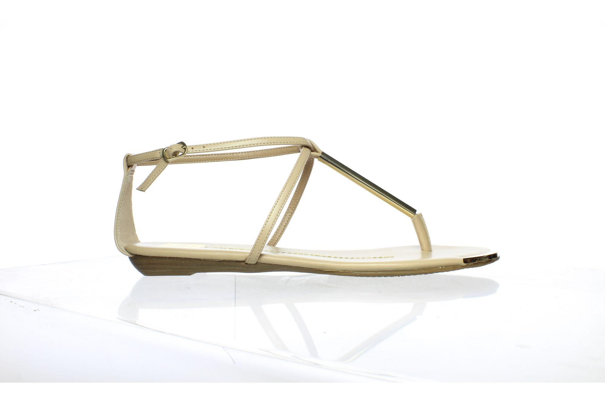Dolce Vita Womens Archer Nude Stella Sandals Size 11